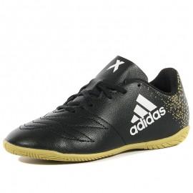 Chaussures X 16.4 IN Noir Futsal Garçon Adidas