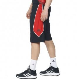 Short D. ROSE Basketball Noir Homme Adidas