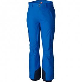 Pantalon Ski Winter Way Bleu Homme Columbia
