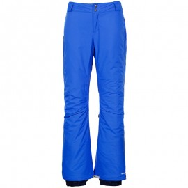Pantalon Ski Bugadoo Bleu Femme Columbia