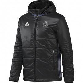 Doudoune Real Madrid Noir Football Homme Adidas
