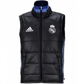 Doudoune Real Madrid Football Noir  Homme Adidas