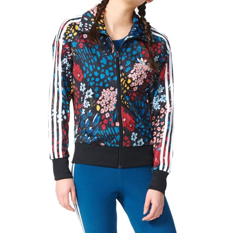 veste firebird adidas femme