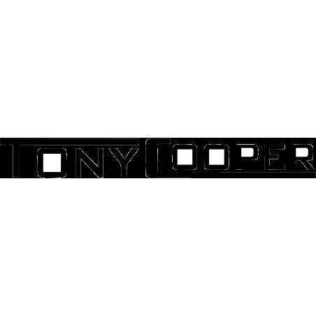 Manufacturer - Tony Copper