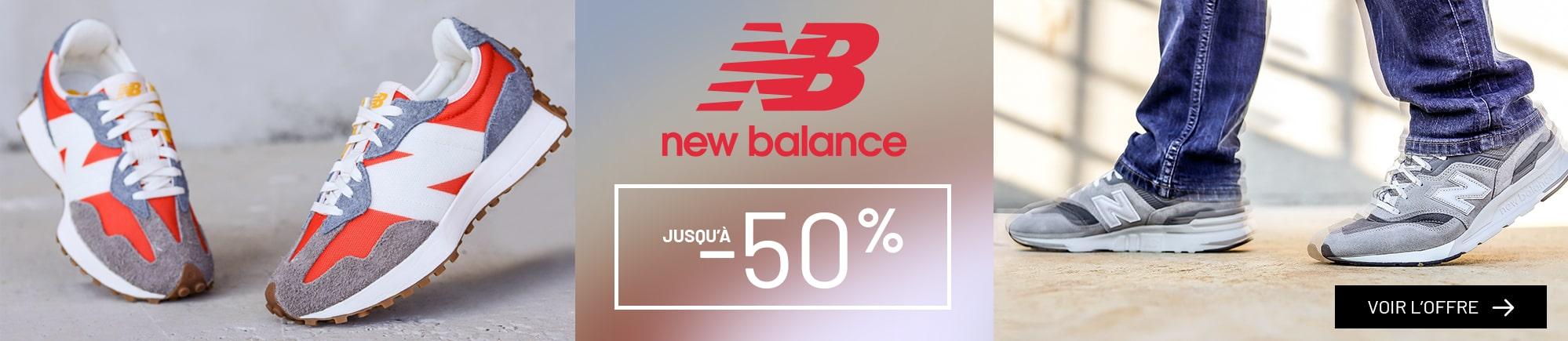 nouveautés New Balance