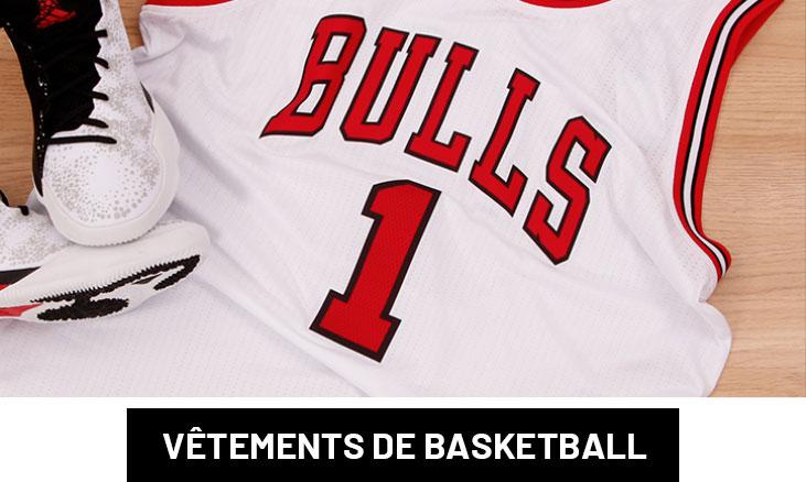 Vêtements de basketball pas cher | Espace des Marques