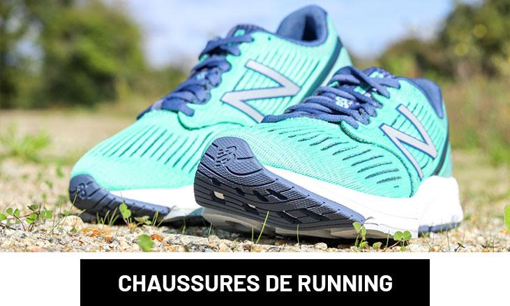 Chaussures de running pas cher | Espace des Marques