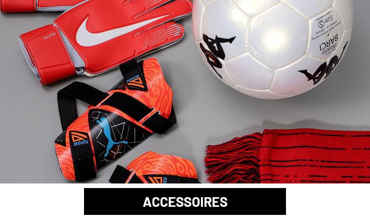 Gants, Protège-tibias, Ballons de foot | Espace des Marques