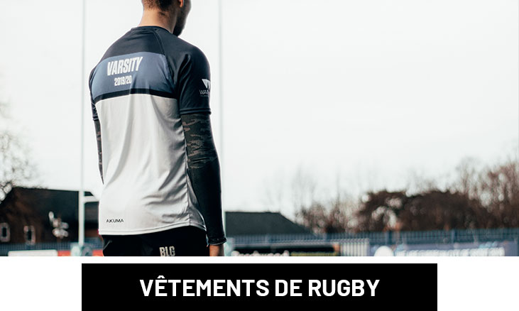 Vêtements de rugby en déstockage permanent | Espace des Marques