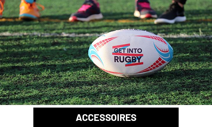 Accessoires de rugby