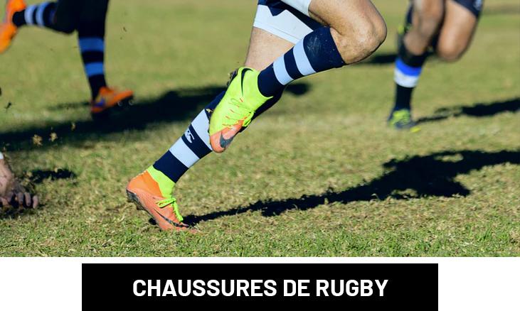 Déstockage Chaussures de rugby de marque