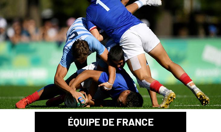 Boutique Equipe de France Rugby en déstockage | Espace des Marques