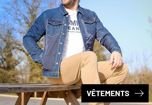 Vêtements homme pas chers | Espace des Marques