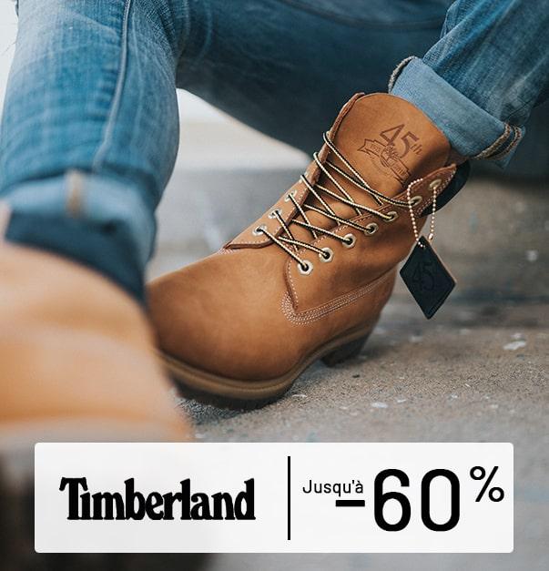 Timberland pas cher